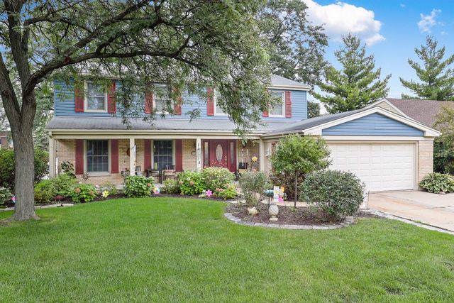 1522 E Lake Louise Drive, Palatine, IL 60074 (MLS #10523335) :: Berkshire Hathaway HomeServices Snyder Real Estate