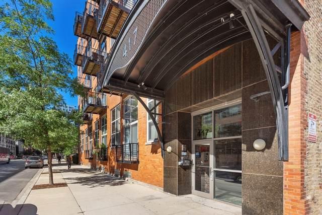 417 S Jefferson Street 306B, Chicago, IL 60607 (MLS #10523395) :: Baz Realty Network   Keller Williams Elite