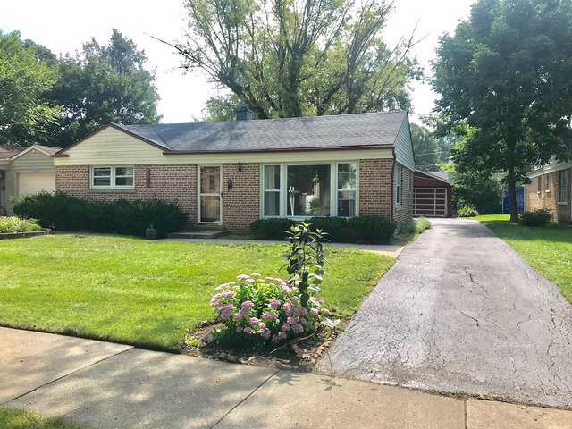 2521 Illinois Road, Northbrook, IL 60062 (MLS #10523455) :: The Spaniak Team
