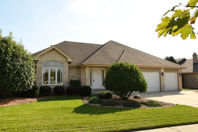 8007 Brookside Glen Drive, Tinley Park, IL 60487 (MLS #10523545) :: Ani Real Estate