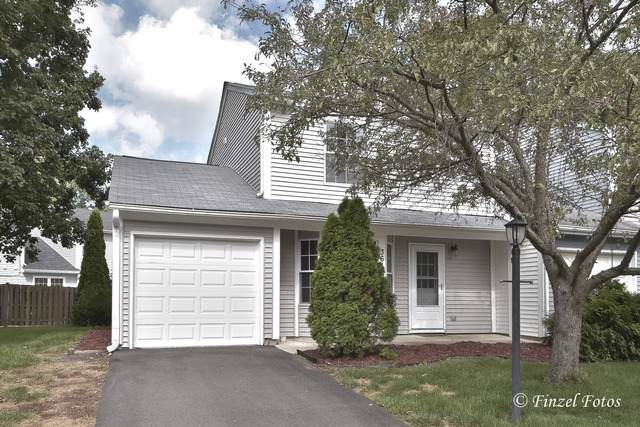 3613 Linden Drive #3613, Island Lake, IL 60042 (MLS #10523558) :: O'Neil Property Group