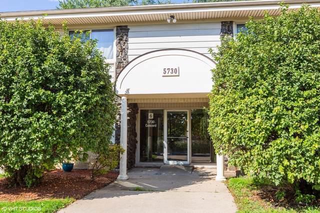 5730 Concord Lane #8, Clarendon Hills, IL 60514 (MLS #10523585) :: Century 21 Affiliated