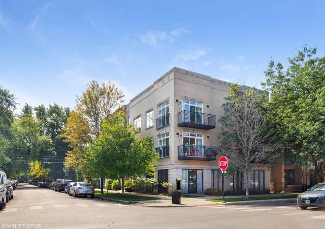 2135 W Roscoe Street 2N, Chicago, IL 60618 (MLS #10523729) :: John Lyons Real Estate