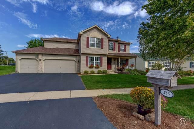 335 Heatherfield Lane, Dekalb, IL 60115 (MLS #10523739) :: Angela Walker Homes Real Estate Group