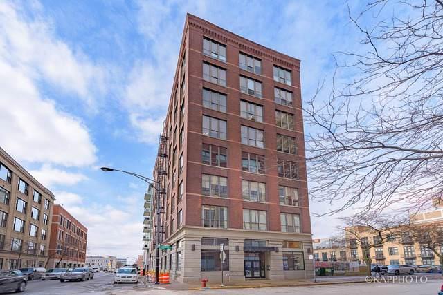 900 W Jackson Boulevard 7E-7W, Chicago, IL 60607 (MLS #10523745) :: Baz Realty Network   Keller Williams Elite