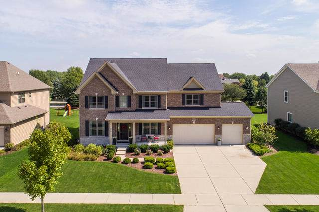 4023 Teak Circle, Naperville, IL 60564 (MLS #10523793) :: Property Consultants Realty