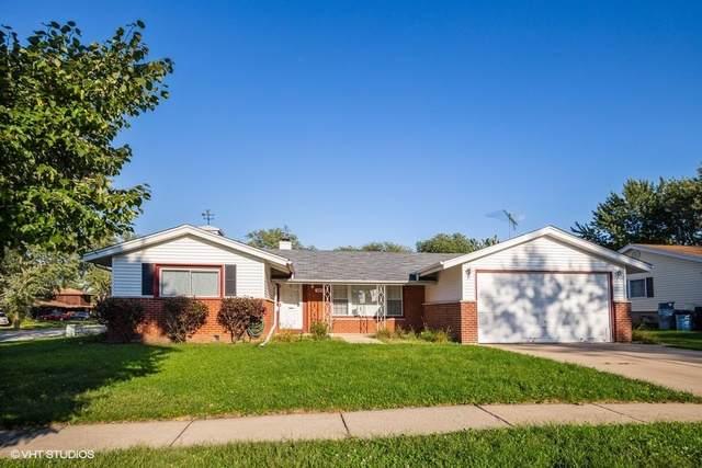 1201 Springdale Lane, Elk Grove Village, IL 60007 (MLS #10523918) :: Ani Real Estate