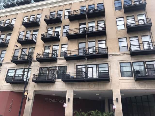 1645 W Ogden Avenue #324, Chicago, IL 60612 (MLS #10524046) :: Baz Realty Network | Keller Williams Elite