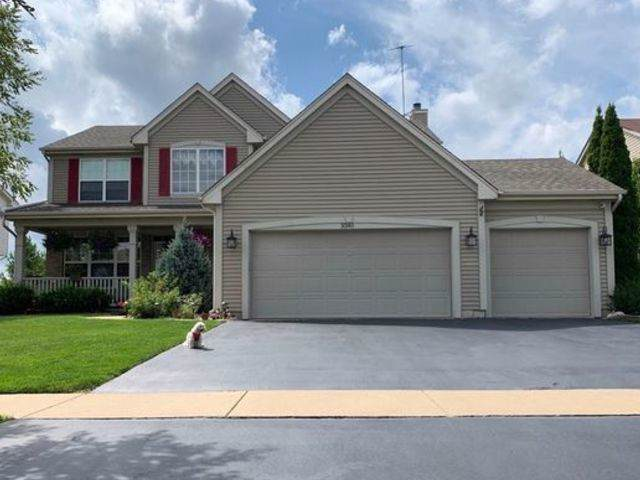 3345 Aurora Drive, Lake In The Hills, IL 60156 (MLS #10524053) :: Berkshire Hathaway HomeServices Snyder Real Estate