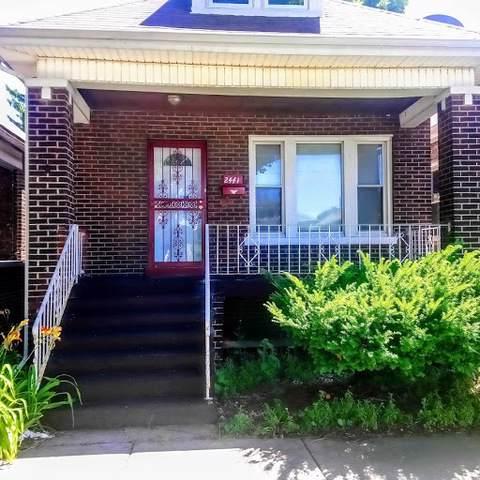 2441 E 93rd Street, Chicago, IL 60617 (MLS #10524058) :: BNRealty