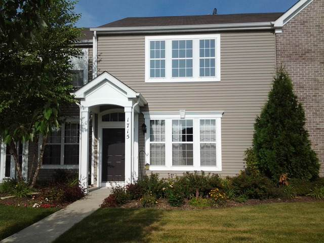 1715 Woodside Drive #1715, Woodstock, IL 60098 (MLS #10524081) :: Berkshire Hathaway HomeServices Snyder Real Estate