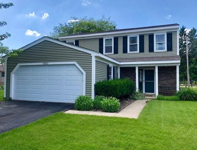 1480 Exeter Court, Hoffman Estates, IL 60010 (MLS #10524086) :: Ani Real Estate