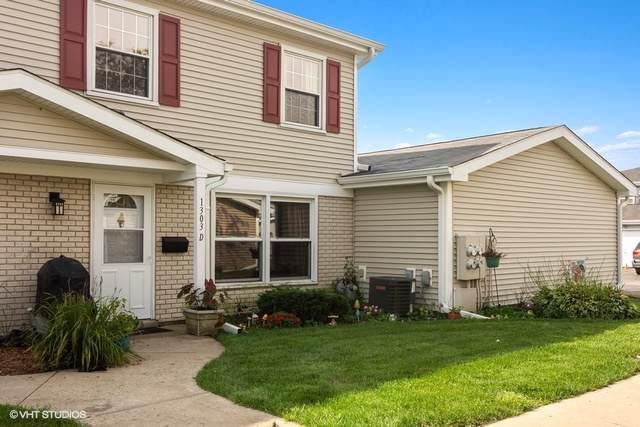1303 Kingsbury Drive D, Hanover Park, IL 60133 (MLS #10524095) :: Ani Real Estate