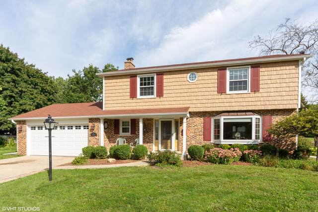 934 N Arrowhead Drive, Palatine, IL 60074 (MLS #10524120) :: Ani Real Estate