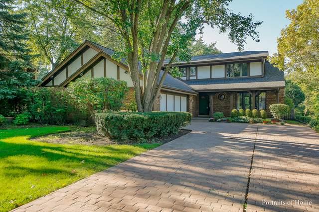 332 Ridge Avenue, Clarendon Hills, IL 60514 (MLS #10524124) :: Century 21 Affiliated