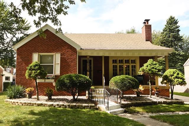 10116 S Trumbull Avenue, Evergreen Park, IL 60805 (MLS #10524128) :: Ani Real Estate