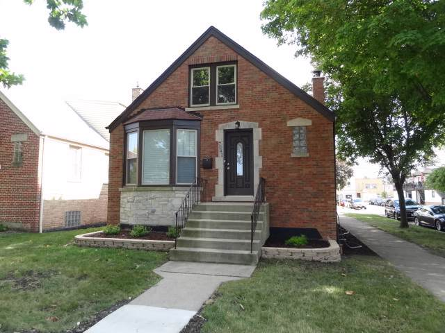 7041 W Melrose Street, Chicago, IL 60634 (MLS #10524147) :: Berkshire Hathaway HomeServices Snyder Real Estate