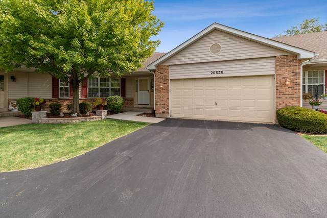 20830 W Hickory Court, Plainfield, IL 60544 (MLS #10524176) :: Berkshire Hathaway HomeServices Snyder Real Estate