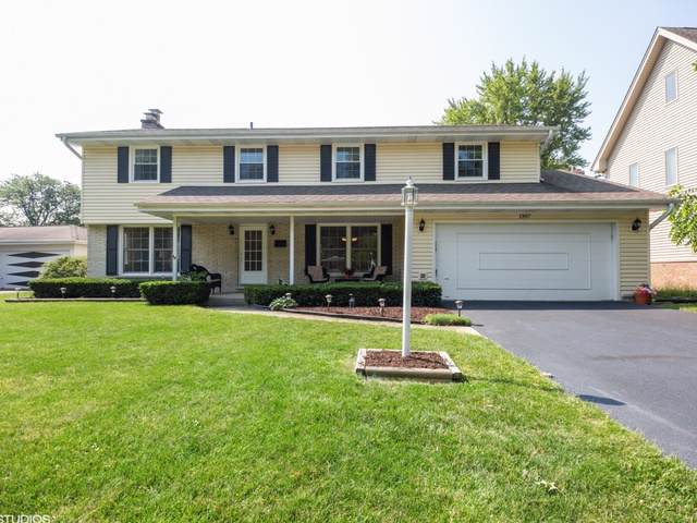 1307 E Dogwood Lane, Mount Prospect, IL 60056 (MLS #10524226) :: Janet Jurich Realty Group