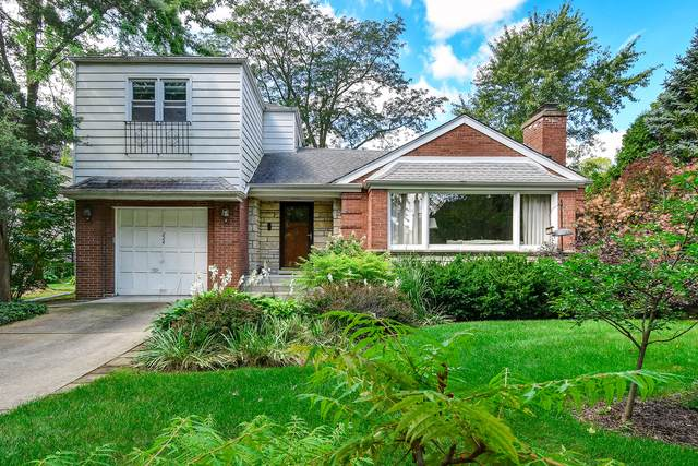 224 N Garfield Street, Hinsdale, IL 60521 (MLS #10524239) :: Berkshire Hathaway HomeServices Snyder Real Estate