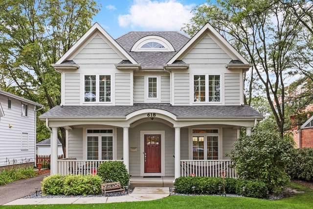 618 Vernon Avenue, Glencoe, IL 60022 (MLS #10524251) :: The Perotti Group | Compass Real Estate