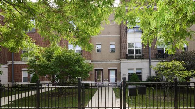 1211 W Grenshaw Street, Chicago, IL 60607 (MLS #10524264) :: Baz Realty Network | Keller Williams Elite