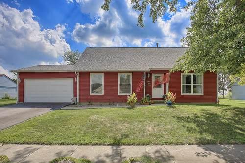 1807 Kenny Avenue, Champaign, IL 61822 (MLS #10524279) :: Ryan Dallas Real Estate