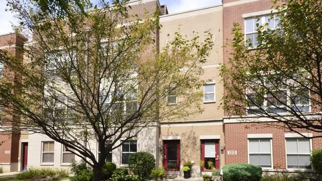 1214 W Grenshaw Street, Chicago, IL 60607 (MLS #10524284) :: Baz Realty Network | Keller Williams Elite