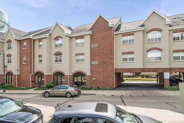 245 Burlington Avenue #210, Clarendon Hills, IL 60514 (MLS #10524300) :: Century 21 Affiliated