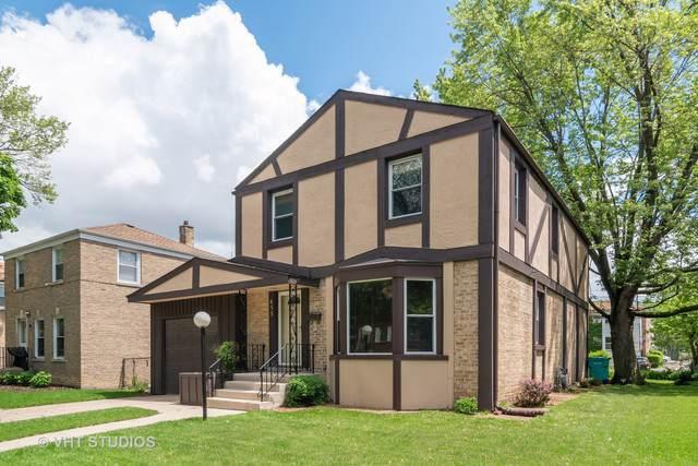 455 N Laverne Avenue, Hillside, IL 60162 (MLS #10524334) :: Century 21 Affiliated