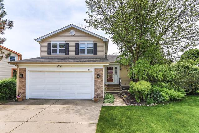411 Lamont Terrace, Buffalo Grove, IL 60089 (MLS #10524352) :: Berkshire Hathaway HomeServices Snyder Real Estate
