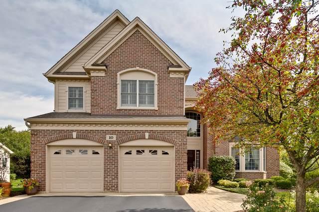 10 Eagle Ridge Drive, Hawthorn Woods, IL 60047 (MLS #10524375) :: Helen Oliveri Real Estate