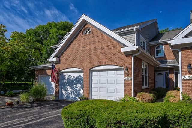2S754 Lakeside Drive #754, Glen Ellyn, IL 60137 (MLS #10524435) :: John Lyons Real Estate