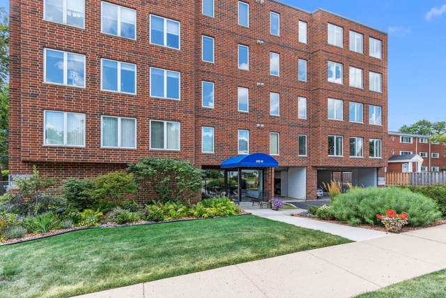 355 W Miner Street 3D, Arlington Heights, IL 60005 (MLS #10524642) :: Baz Realty Network | Keller Williams Elite