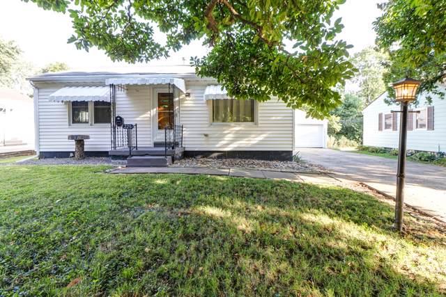 220 Brookwood Drive, Champaign, IL 61820 (MLS #10524685) :: Ryan Dallas Real Estate