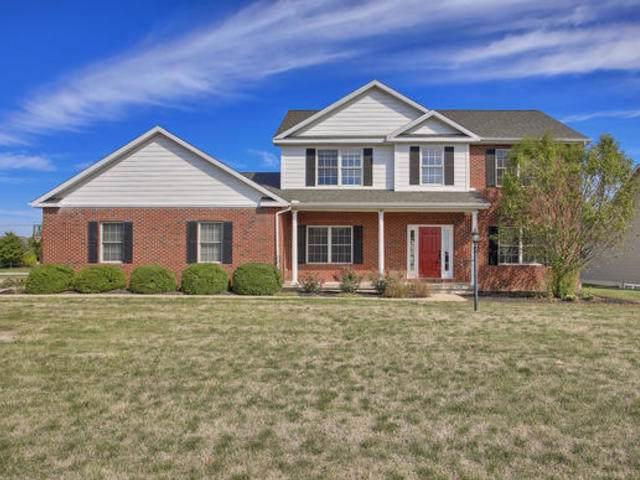1602 English Oak Drive, Champaign, IL 61822 (MLS #10524737) :: Ryan Dallas Real Estate