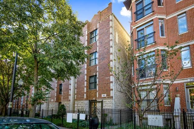 2337 W Harrison Street #3, Chicago, IL 60612 (MLS #10524755) :: Baz Realty Network | Keller Williams Elite