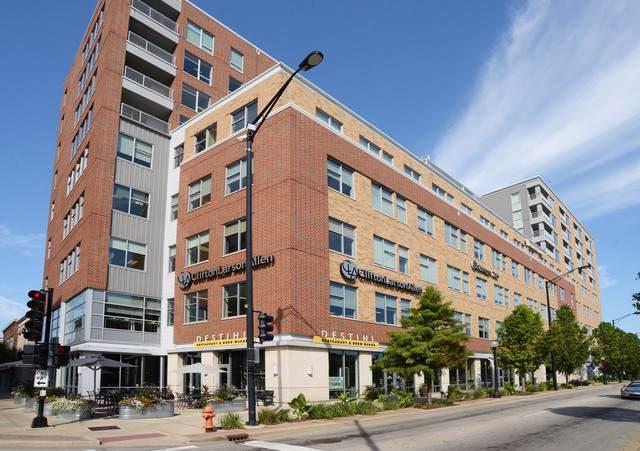 301 N Neil Street #705, Champaign, IL 61820 (MLS #10524818) :: Ryan Dallas Real Estate