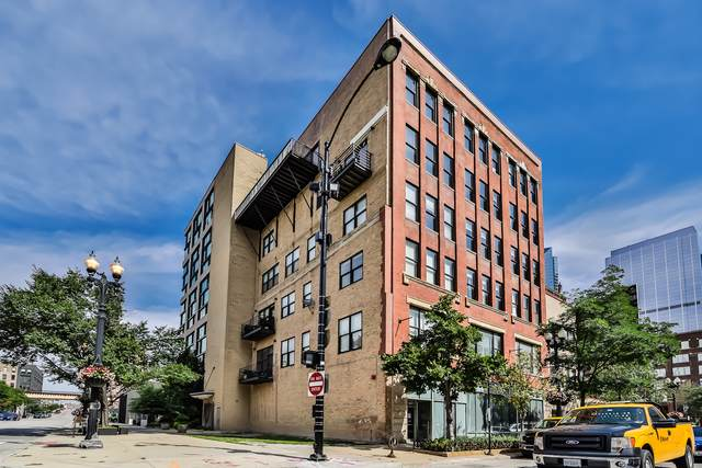 626 W Randolph Street #501, Chicago, IL 60661 (MLS #10524849) :: Baz Realty Network | Keller Williams Elite