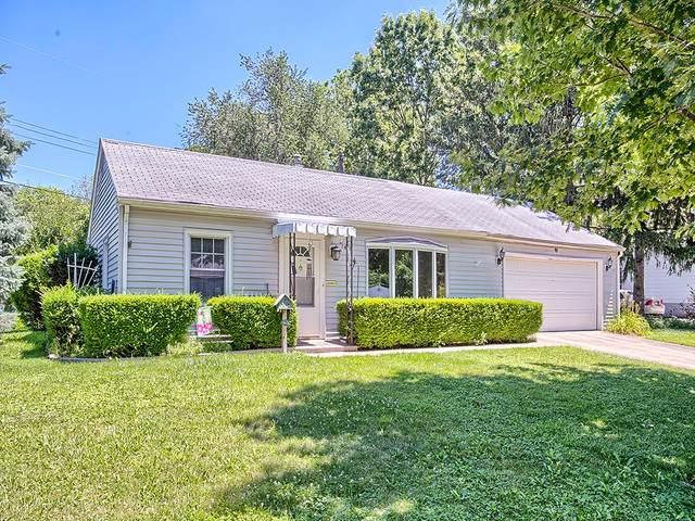 1416 Winding Lane, Champaign, IL 61820 (MLS #10524874) :: Ryan Dallas Real Estate