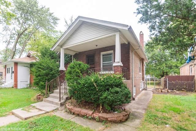 8405 S Vernon Avenue, Chicago, IL 60619 (MLS #10524882) :: Property Consultants Realty
