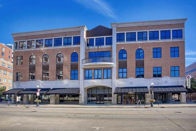 1 E Main Street #405, Champaign, IL 61820 (MLS #10524980) :: Ryan Dallas Real Estate