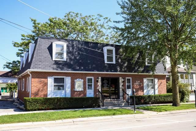 213 Wheaton Avenue, Wheaton, IL 60187 (MLS #10525265) :: Berkshire Hathaway HomeServices Snyder Real Estate