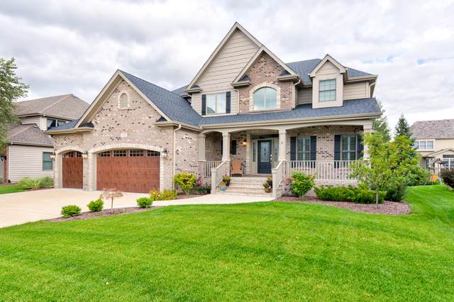 11657 Rushmore Drive, Plainfield, IL 60585 (MLS #10525383) :: Berkshire Hathaway HomeServices Snyder Real Estate