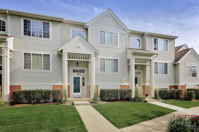 512 New Haven Drive #512, Cary, IL 60013 (MLS #10525389) :: Property Consultants Realty