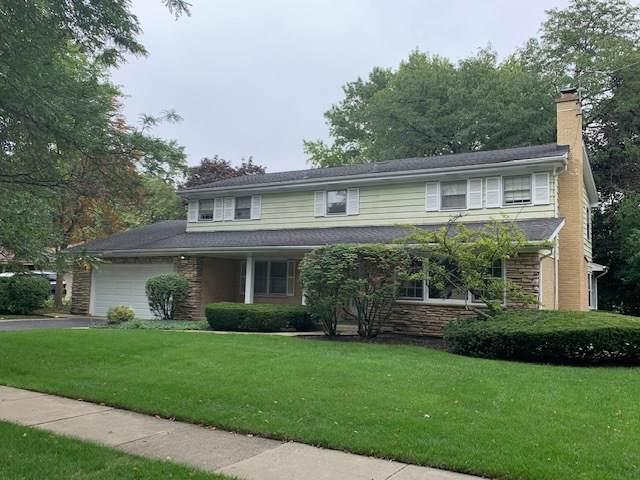 1431 Blackthorn Drive, Glenview, IL 60025 (MLS #10525456) :: Helen Oliveri Real Estate