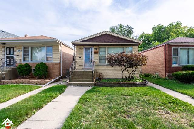1249 W 95th Place, Chicago, IL 60643 (MLS #10525482) :: Century 21 Affiliated