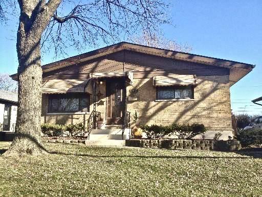 817 Highland Avenue, Thornton, IL 60476 (MLS #10525486) :: Century 21 Affiliated