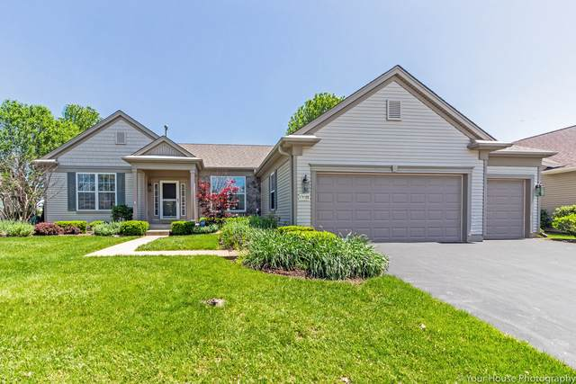 13108 Farm Hill Drive, Huntley, IL 60142 (MLS #10525617) :: Century 21 Affiliated