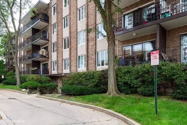 5501 Lincoln Avenue #203, Morton Grove, IL 60053 (MLS #10525691) :: Baz Realty Network | Keller Williams Elite